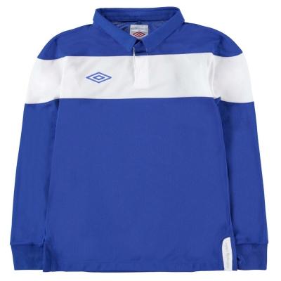 Umbro Jersey pentru baietei albastru roial alb