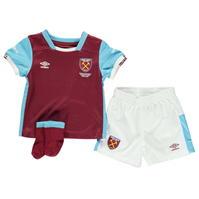Umbro West Ham United Home Kit 2016 2017 pentru Bebelusi