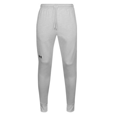 Pantaloni jogging Under Armour tricot pentru Barbati halo gri