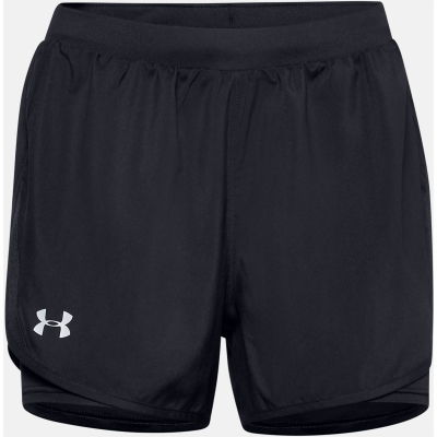 Under Armour Fly By 2.0 2N1 Short negru