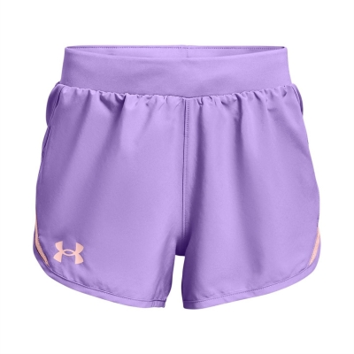 Under Armour Fly By Shrt Jn99 mov