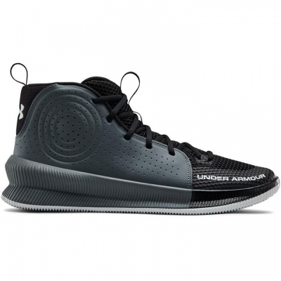 Adidasi sport Under Armour Jet 2019 pentru Barbati negru gri