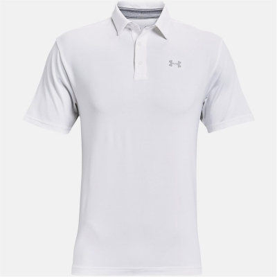 Under Armour Playoff Polo 2.0 alb