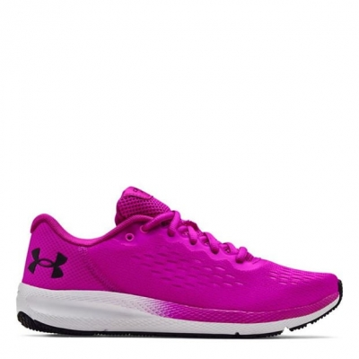 Adidasi alergare Under Armour Charged Push pentru femei roz