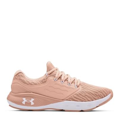 Under Armour W Charged Vantage Runners pentru femei roz alb