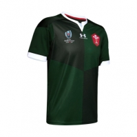 Under Armour Wales RWC 2019 Alternate Shirt