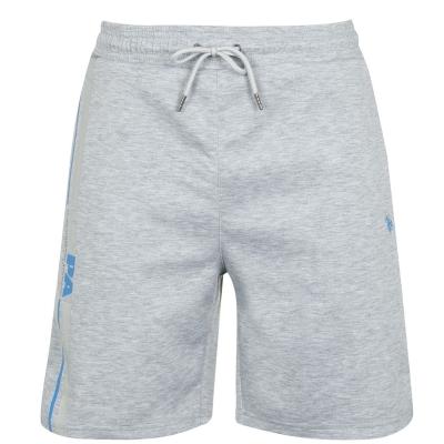 Pantaloni scurti US Polo Assn Sport pentru Barbati gri heatherg59