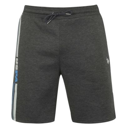 Pantaloni scurti US Polo Assn Sport pentru Barbati gri carbune