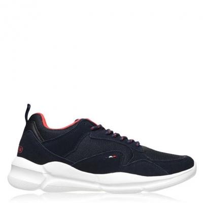 Adidasi sport US Polo Assn Elser 2 plasa negru gri