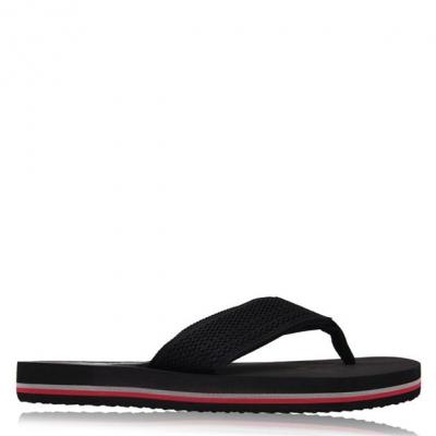 Papuci de plaja US Polo Assn Nettuno negru