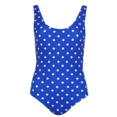 Costum de Inot Vero Moda nautical albastru