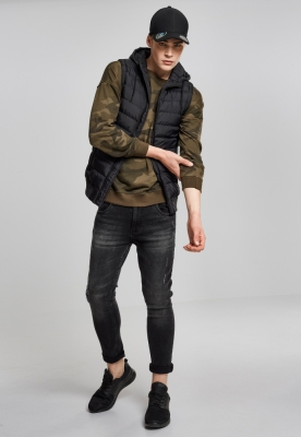 Vesta barbati casual negru-negru Urban Classics