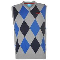 Vesta tricot pentru golf Slazenger Argyle pentru Barbati