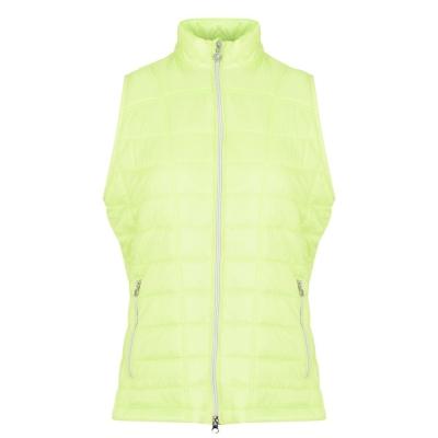 Veste Callaway Lightweight Quilted pentru Femei sharp verde