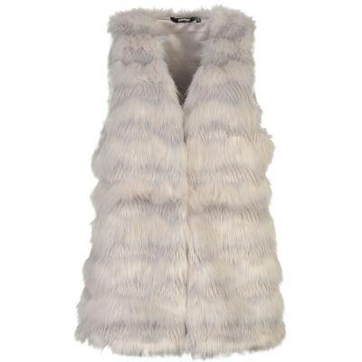 Veste Golddigga Fur pentru Femei