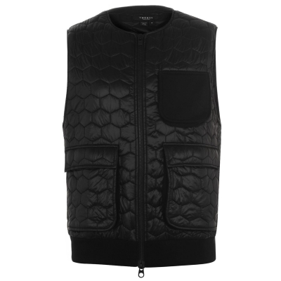 Veste TWENTY Twenty Hexagon negru