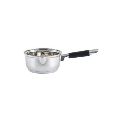 Viners 14cm Milk Pan stainless gri