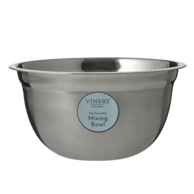 Viners Stainless Steel Mixing Bowl s gri
