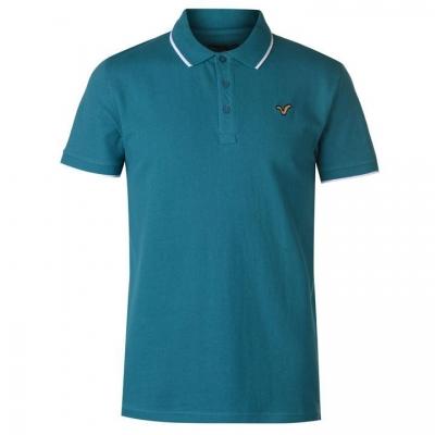 Tricouri Polo VOI Tipped pentru Barbati albastru