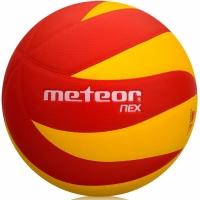 volei Meteor Nex galben-rosu 10076