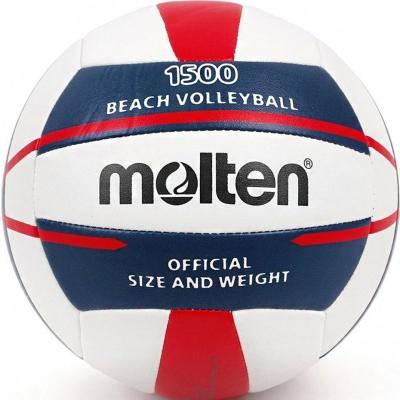 volei Beach Molten alb-bleumarin-rosu V5B1500-WN Smj