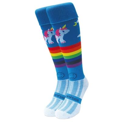 Wacky Sox Sox WD Unicorn copii multicolor