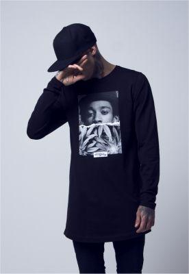 Bluze hip hop Wiz Khalifa negru Mister Tee