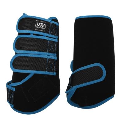 Woof Wear antrenament Wrap negru turcoaz