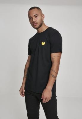 Wu-Wear Front-Back Tee negru