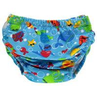 Zoggs Adjustable Swim Nappy pentru baieti pentru Bebelusi