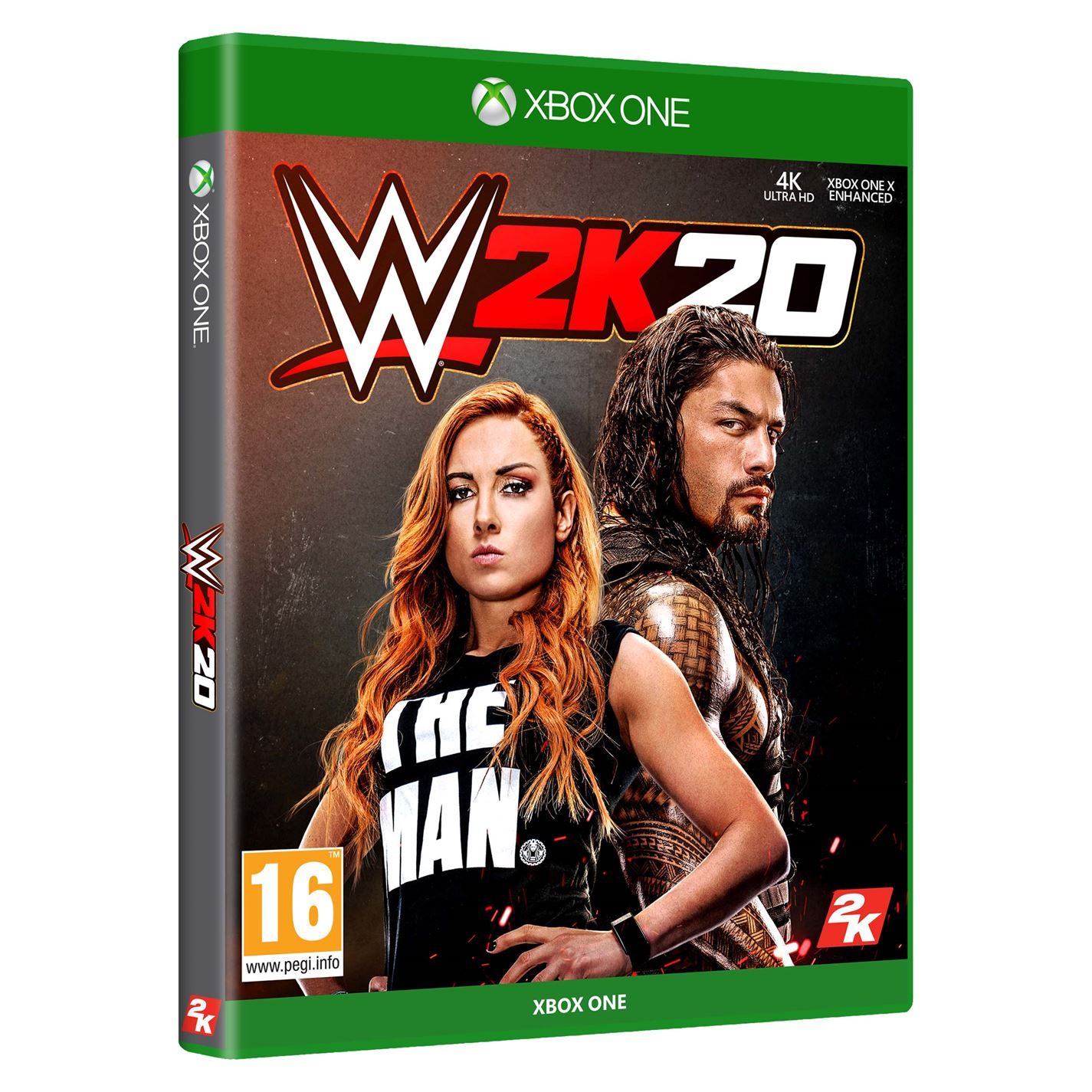 Mergi la 2K Games WWE 2K20