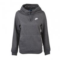 Hanorac gri Nike Fnl Fleece femei