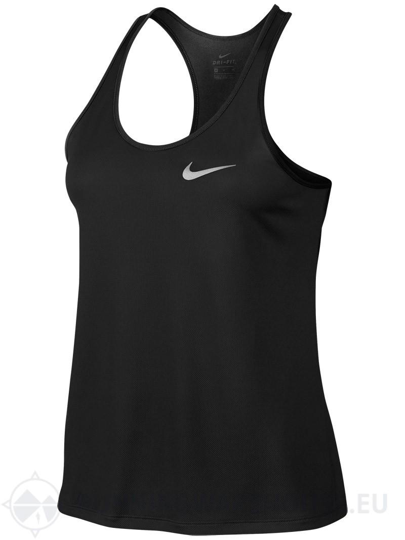 Maiou negru Nike Breathe Rapid Tank 831704-010 femei