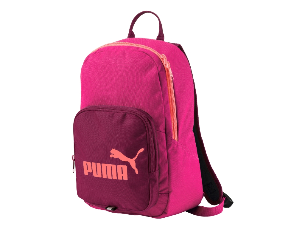 Ghiozdan mic roz Puma Phase
