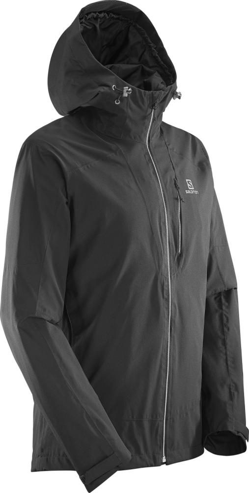 Geci impermeabile outdoor barbati Salomon La Cote 2L Jacket