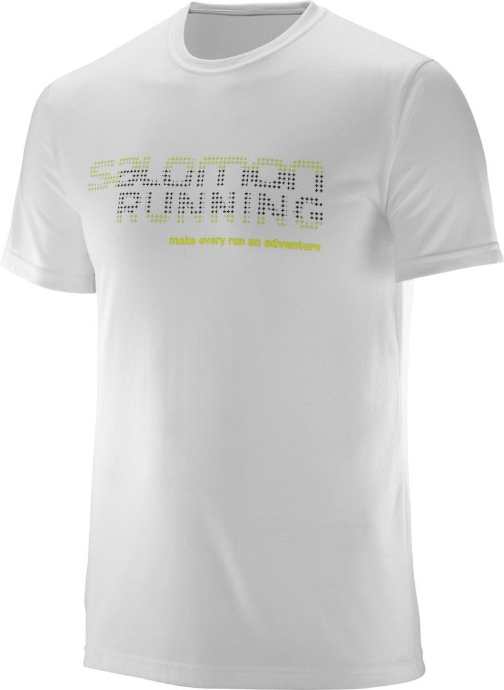 Haine de jogging barbati Salomon Running Graphic Tee