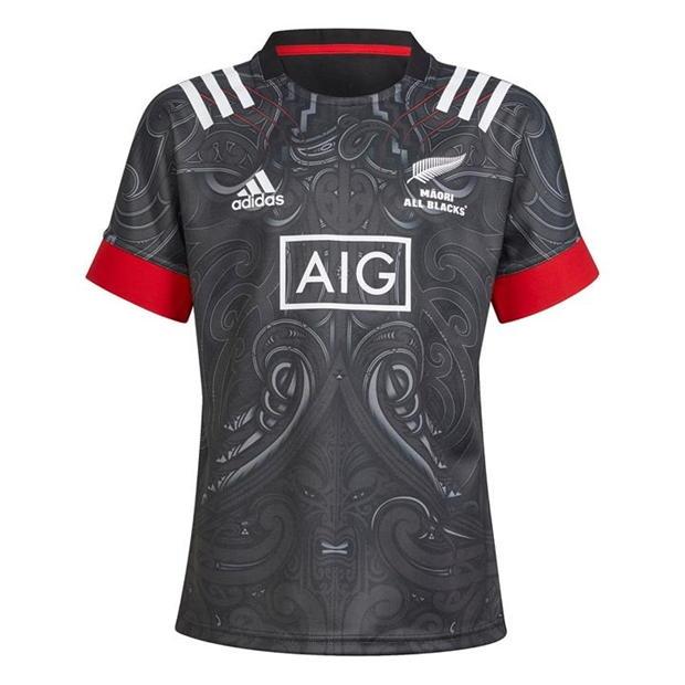 adidas Maori All Blacks Shirt 2021 pentru copii art