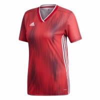 Mergi la Adidas Tiro 19 Jersey rosu DP3184 pentru Femei