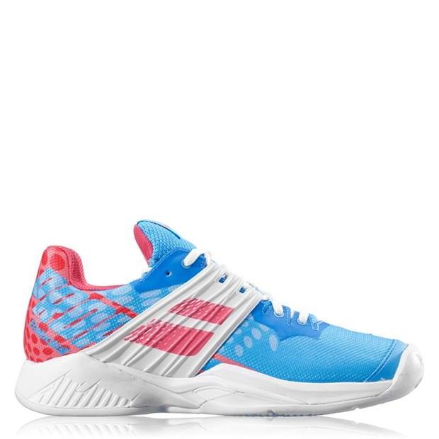 Mergi la Adidasi de Tenis Babolat Propulse Fury zgura pentru Femei albastru