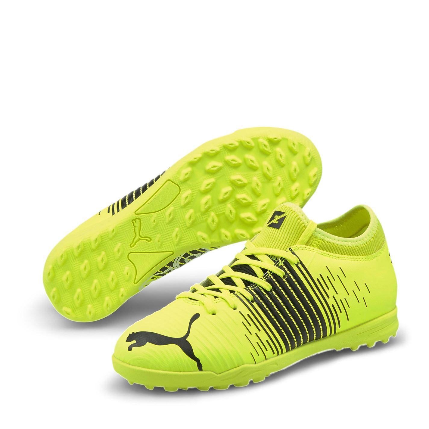 Mergi la Adidasi Gazon Sintetic Puma Future Z 4.1 pentru copii galben negru