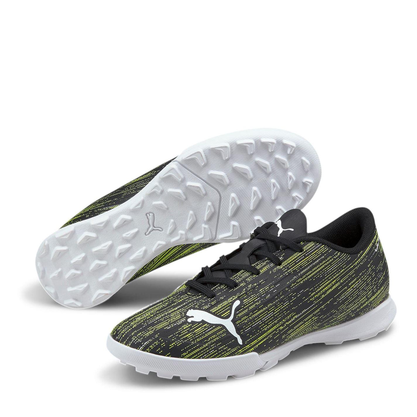 Mergi la Adidasi Gazon Sintetic Puma Ultra 4.2 pentru copii negru galben
