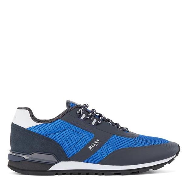 Mergi la Adidasi sport Boss Parkour nailon bleumarin albastru