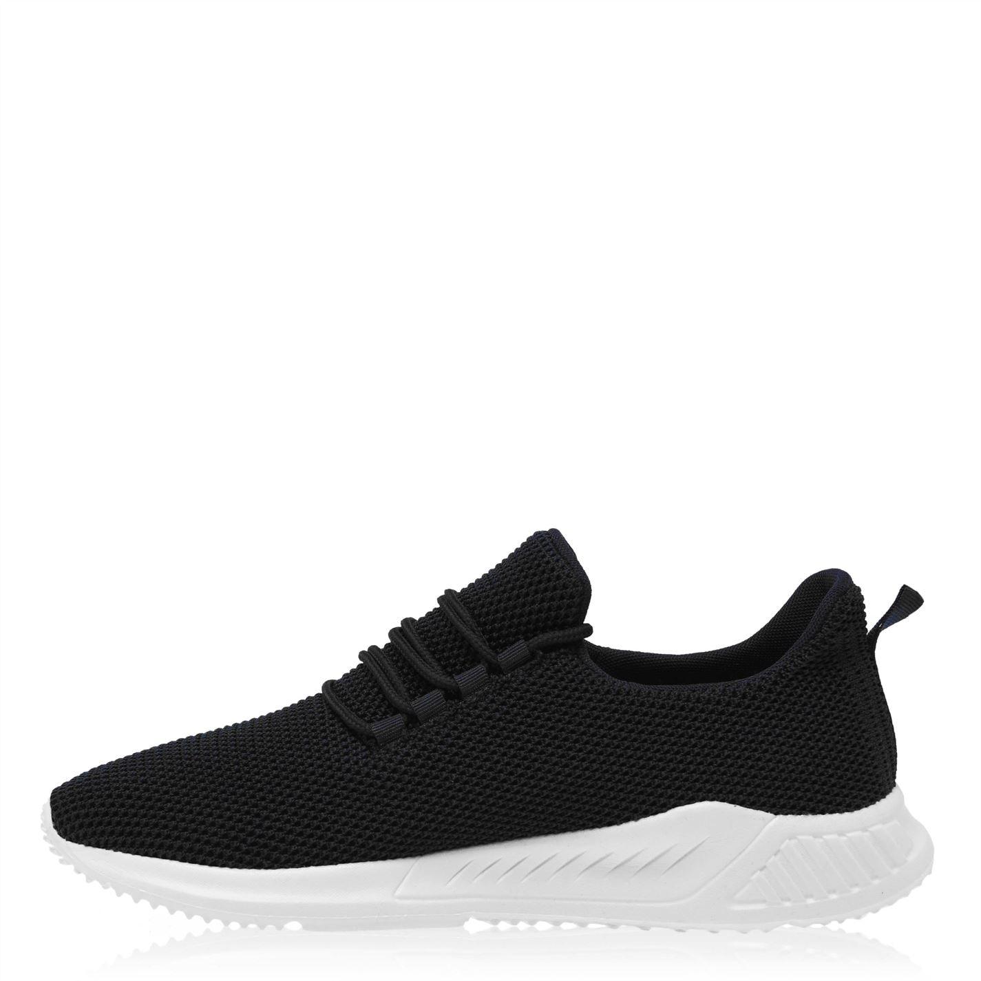 Adidasi sport Fabric Santo pentru Femei negru alb