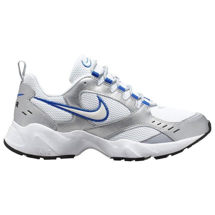 Mergi la Nike Air Heights Shoe pentru Barbati alb albastru