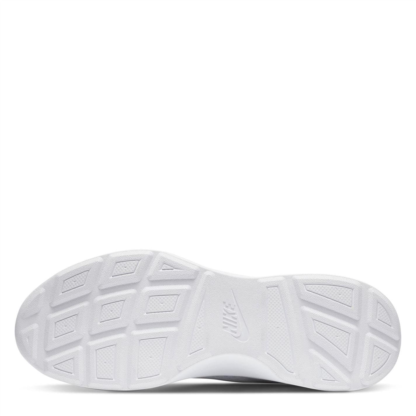 Adidasi sport Nike Wearallday pentru femei alb negru