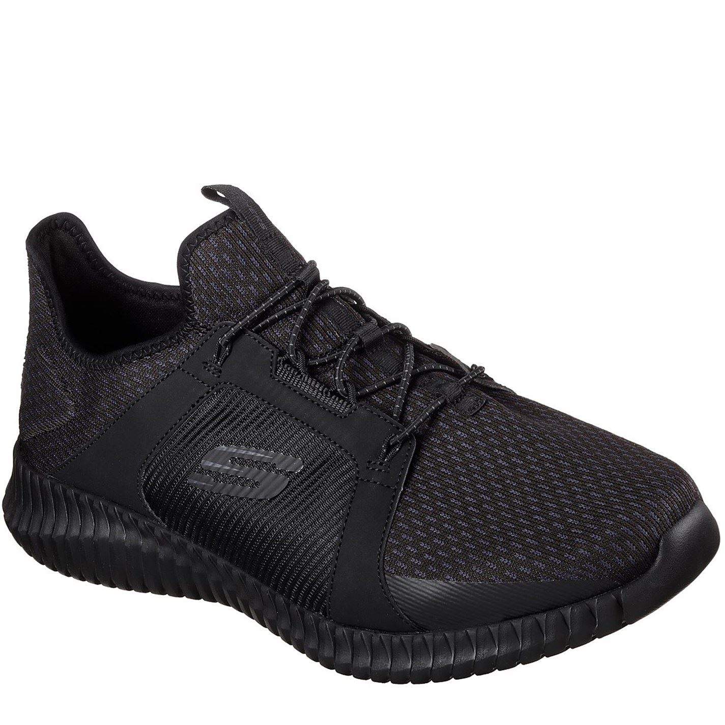Adidasi sport Skechers Flex Elite pentru Barbati negru