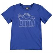 Adidasi Tricou Puma QTT pentru baieti pentru copii