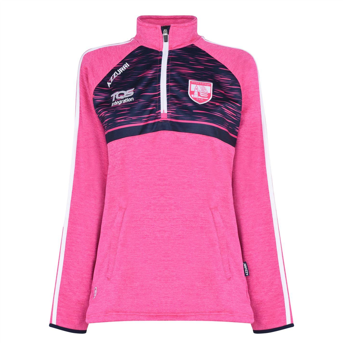 Mergi la Azzurri Waterford cu fermoar pentru Femei roz bleumarin alb