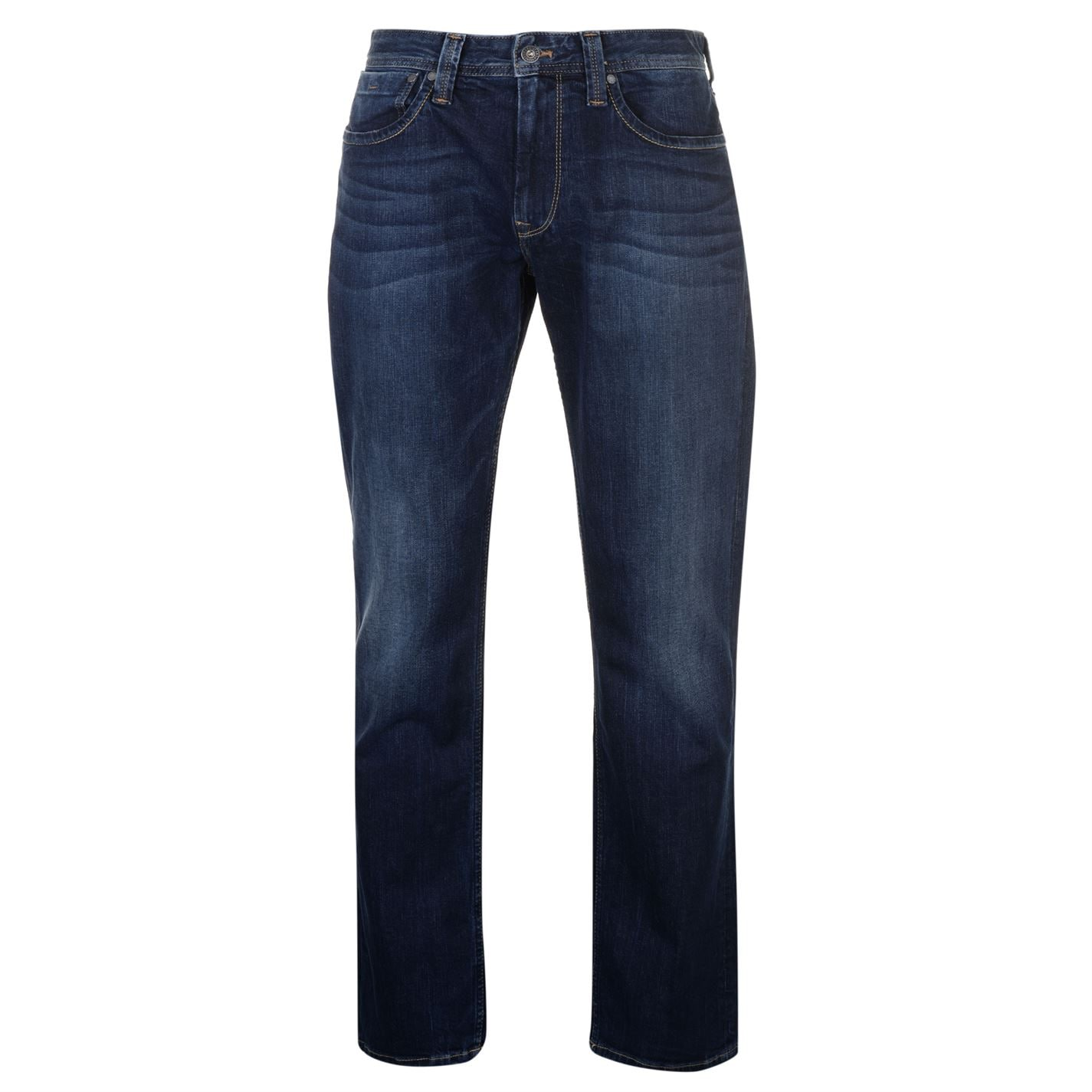 Mergi la Blugi Pepe Jeans Kingston Straight stretch inchis