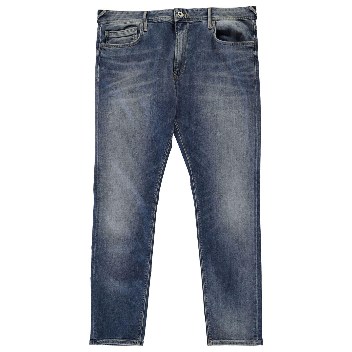 Mergi la Blugi Pepe Jeans Stanley 45th pentru Barbati maro deschis wash
